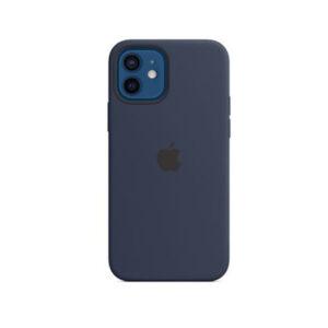 iPhone 12 Sil Case Deep Navy